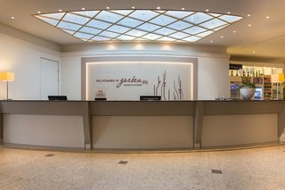 Hotel Hilton Garden Inn Vienna South Lounge/Empfang