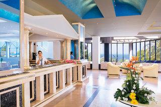 Hotel Kresten Palace Lounge/Empfang