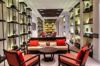 Hotel Alila Jabal Akhdar Lounge/Empfang