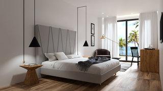 Hotel Lango Design Hotel & Spa - Erwachsenenhotel Wohnbeispiel