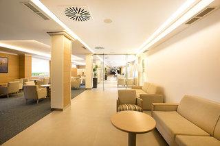 Hotel Cosmopolitan Lounge/Empfang