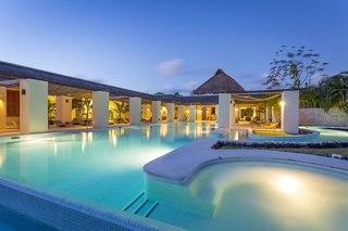 Hotel Grand Palladium Kantenah Resort & Spa Pool