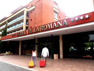 Hotel Ohtels Vil-la Romana Außenaufnahme