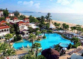 Hotel Centara Grand Beach Resort Phuket Luftaufnahme