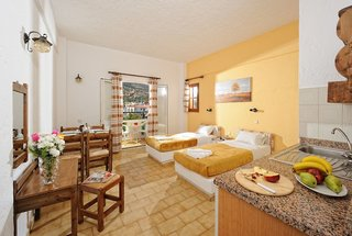 Hotel Stelios Apartments Wohnbeispiel