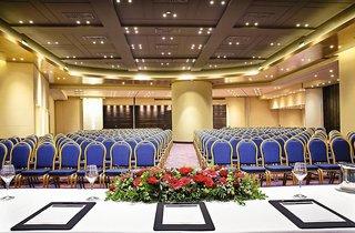 Hotel Wyndham Grand Athens Konferenzraum
