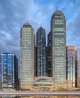 Hotel Sofitel Abu Dhabi Corniche Außenaufnahme