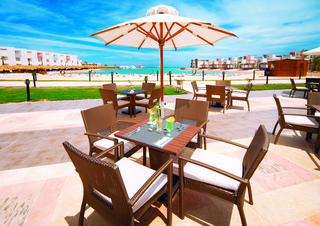 Hotel SUNRISE Crystal Bay Resort - Grand Select Terasse