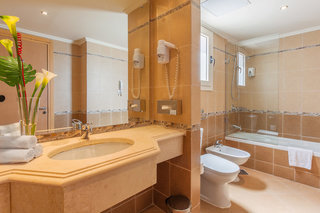 Hotel Cleopatra Luxury Resort Makadi Bay Badezimmer