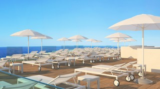 Hotel Palia Sa Coma Playa Terasse