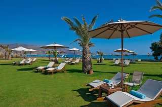 Hotel Cavo Spada Luxury Sports & Leisure Resort & Spa Garten