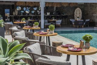 Hotel Myconian Naia Luxury Suites - Erwachsenenhotel Restaurant
