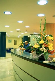 Hotel Blaumar Lounge/Empfang
