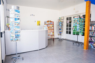 Hotel Cotillo Lagos Lounge/Empfang