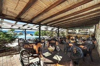 Hotel Grand Hotel Colonna Capo Testa Terasse