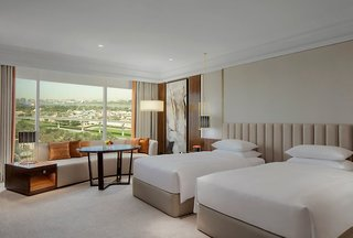 Hotel Grand Hyatt Dubai Wohnbeispiel