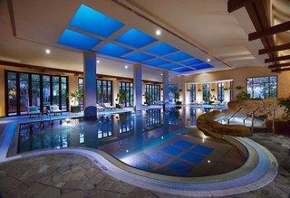 Hotel Grand Hyatt Dubai Hallenbad