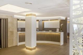 Hotel Voramar Lounge/Empfang