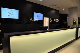 Hotel Star Inn Hotel Premium Wien Hauptbahnhof, by Quality Lounge/Empfang