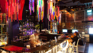 Hotel Siam@Siam Design Hotel Pattaya Bar