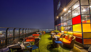 Hotel Siam@Siam Design Hotel Pattaya Terasse