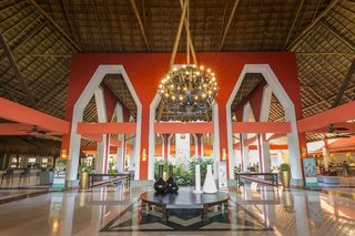 Hotel Grand Palladium Kantenah Resort & Spa Lounge/Empfang