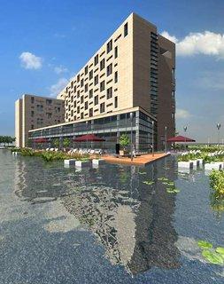 Hotel Dutch Design Hotel Artemis Außenaufnahme