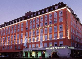 Hotel Eden Wolff Außenaufnahme