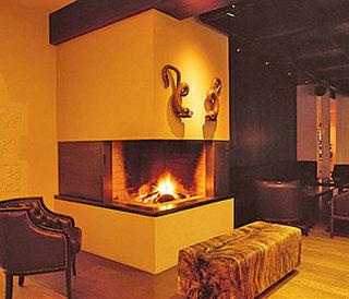 Hotel Eden Wolff Lounge/Empfang