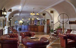 Hotel Best Western Premier Collection Ravello Art Hotel Marmorata Lounge/Empfang