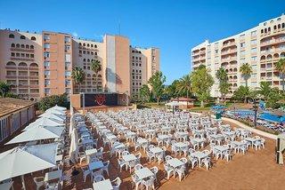 Hotel HYB Eurocalas Aparthotel Terasse