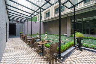 Hotel Well Hotel Bangkok Sukhumvit 20 Terasse