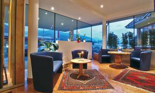 Hotel Badhaus Lounge/Empfang