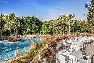 Hotel Rixos Downtown Antalya Terasse