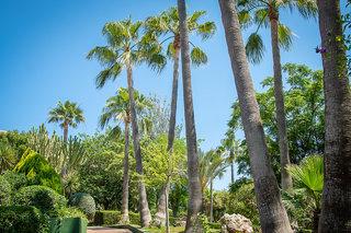 Hotel Cala Romani Club Garten
