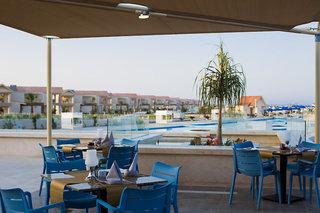 Hotel Albatros Sea World Marsa Alam Terasse