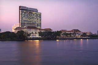 Hotel Anantara Riverside Bangkok Resort Außenaufnahme