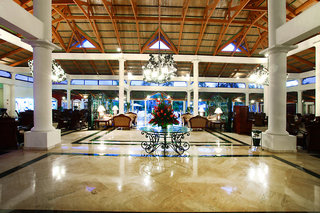 Hotel Bahia Principe Grand Bavaro Lounge/Empfang