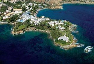 Hotel Out of the Blue Capsis Elite Resort Landschaft
