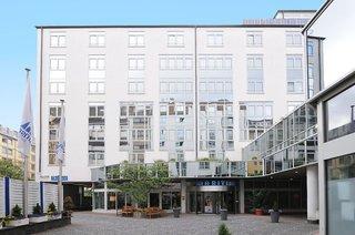 Hotel Maritim München Außenaufnahme