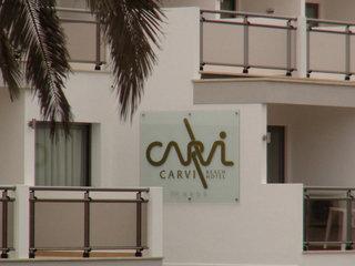 Hotel Carvi Beach Außenaufnahme
