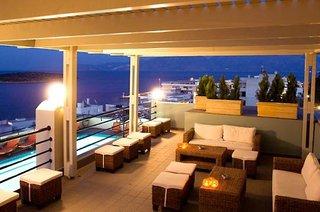Hotel Alantha Apartments Terasse