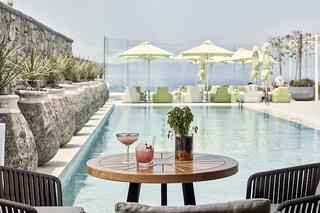 Hotel Myconian Naia Luxury Suites - Erwachsenenhotel Pool