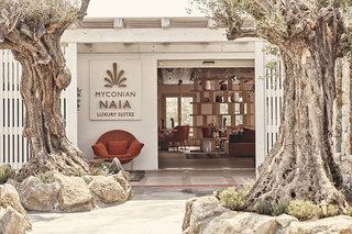 Hotel Myconian Naia Luxury Suites - Erwachsenenhotel Außenaufnahme