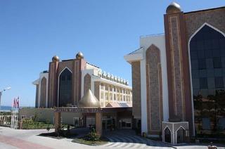 Hotel Adalya Resort & Spa Außenaufnahme