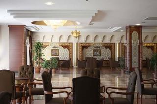 Hotel Adalya Resort & Spa Lounge/Empfang