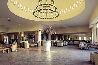 Hotel Fort Arabesque Resort & Spa, Villas & The West Bay Lounge/Empfang