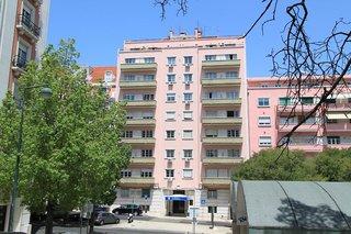 Hotel Residencial Horizonte Außenaufnahme
