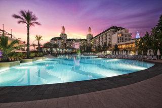 Hotel Delphin Diva Außenaufnahme