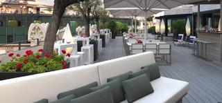 Hotel Condes de Barcelona Terasse